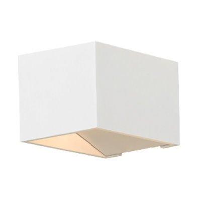 Mini Kube 3 5w White Led Wall Light Lightingplus
