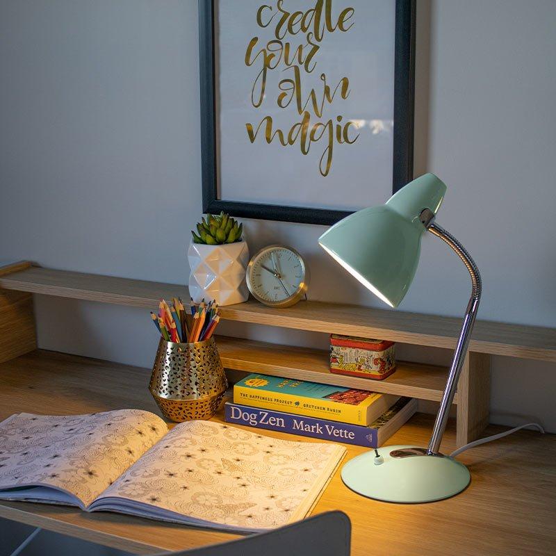 Trax Mint Desk Lamp Lightingplus
